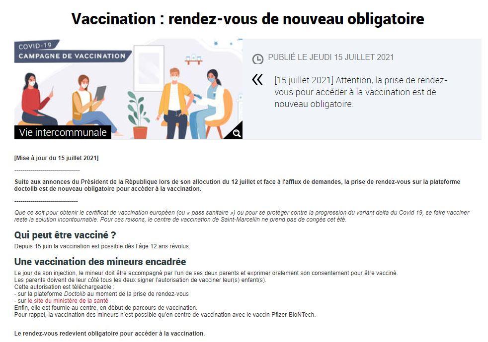 Centre de vaccination 15072020 1